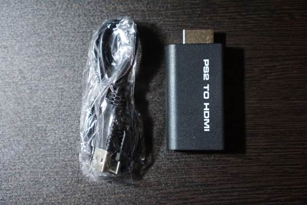 PS2 液晶ディスプレイ HDMI