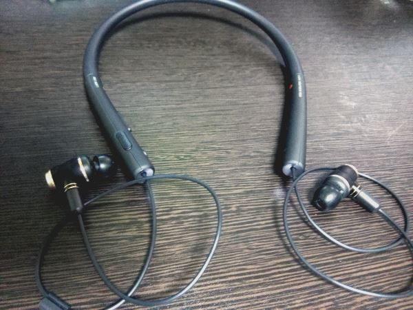 イヤホン 無線化 ワイヤレス化 高音質 MUCM2BT1 購入 レビュー