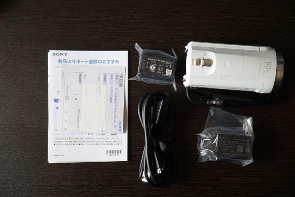 ソニー HDR-CX680 購入レビュー