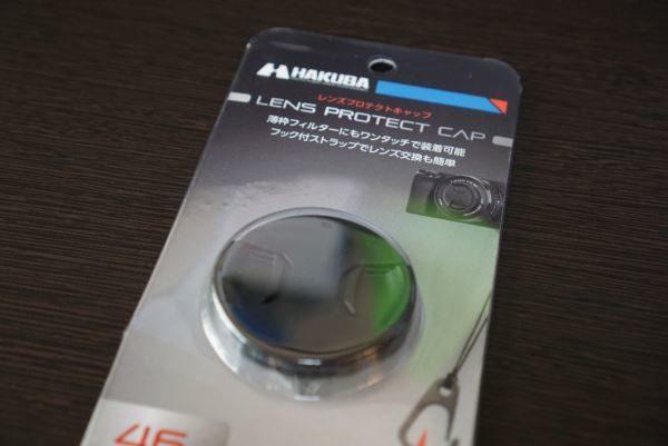 HDR-CX680 レンズキャップ ハクバ