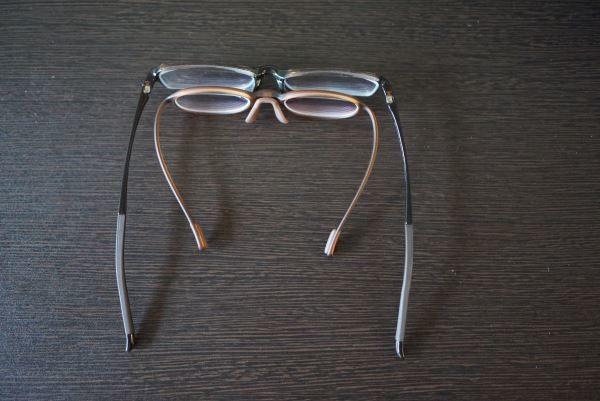 ヘッドホン メガネ 痛くない jins ショートテンプル