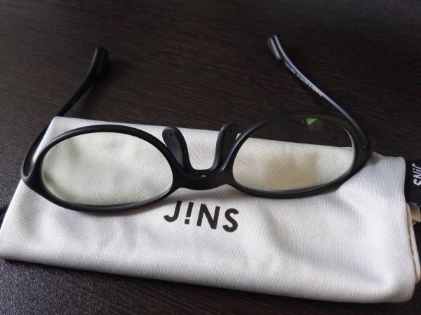 ジンズ JINS レンズ交換 持ち込み