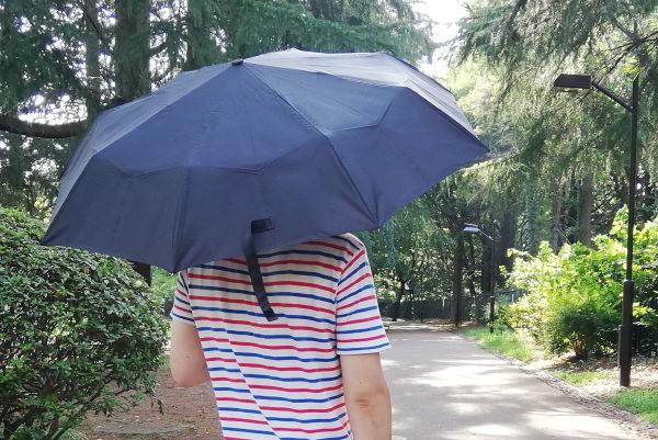 Nano Easy Umbrella ワンタッチ傘 折りたたみ