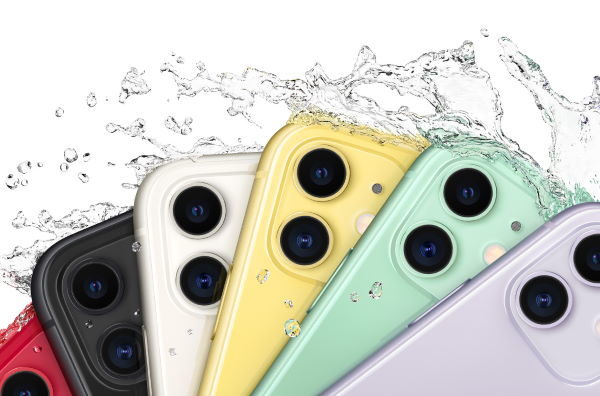 iPhone11 防水性能